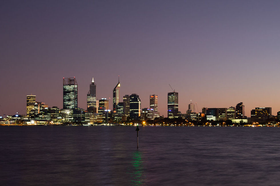 Property go for 218 st georges terrace perth
